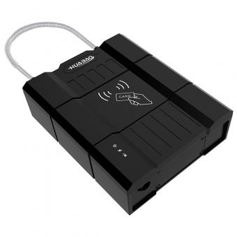 Custom transit GPS tracker electronic lock